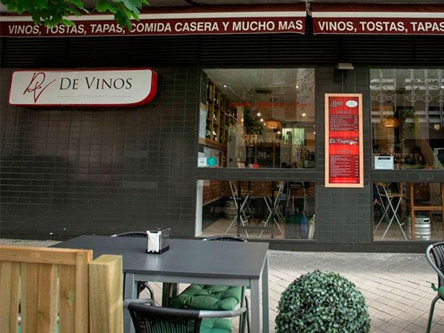 Restaurante De Vinos
