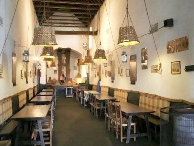 Restaurante Molino de la Romera