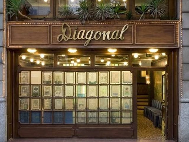 Restaurante Diagonal Can Soteras