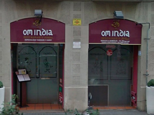 Restaurante Om India Castillejos