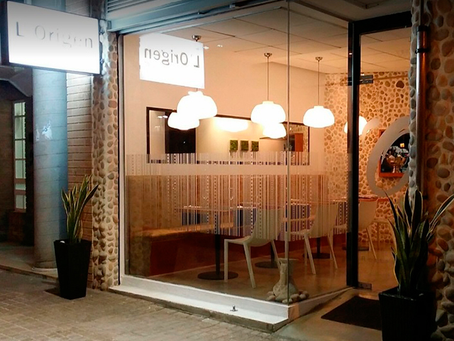 Restaurante L'Origen