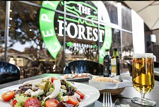 Restaurante The Forest