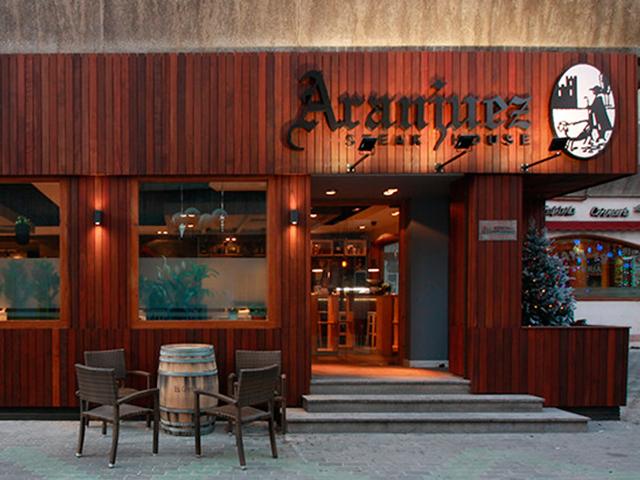 Restaurante Aranjuez Steak House