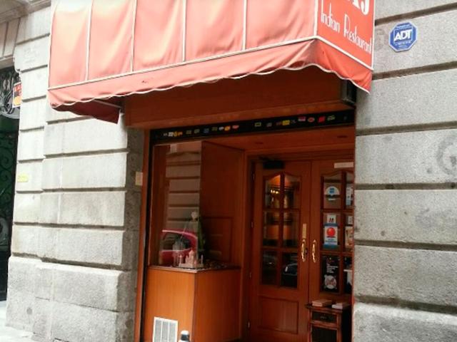 Restaurante Taj Indian Restaurant