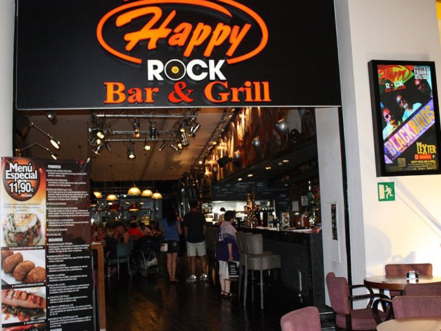 Restaurante Happy Bar & Grill