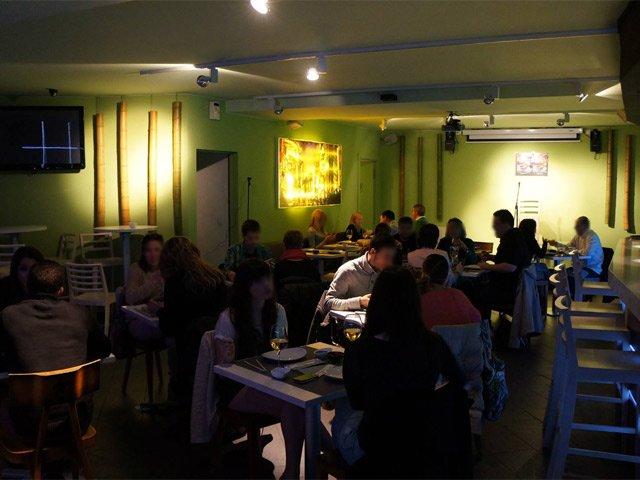 Restaurante Wasabi